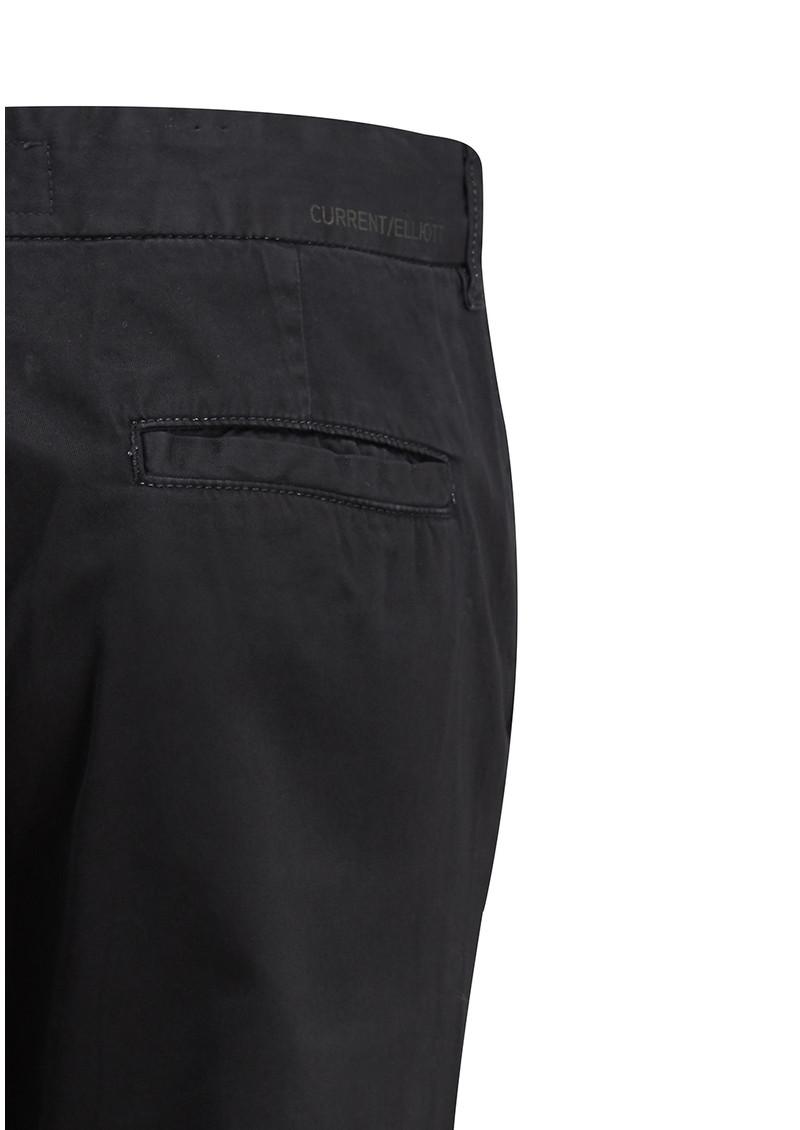 Current/Elliott The Buddy Trouser - Washed Black main image