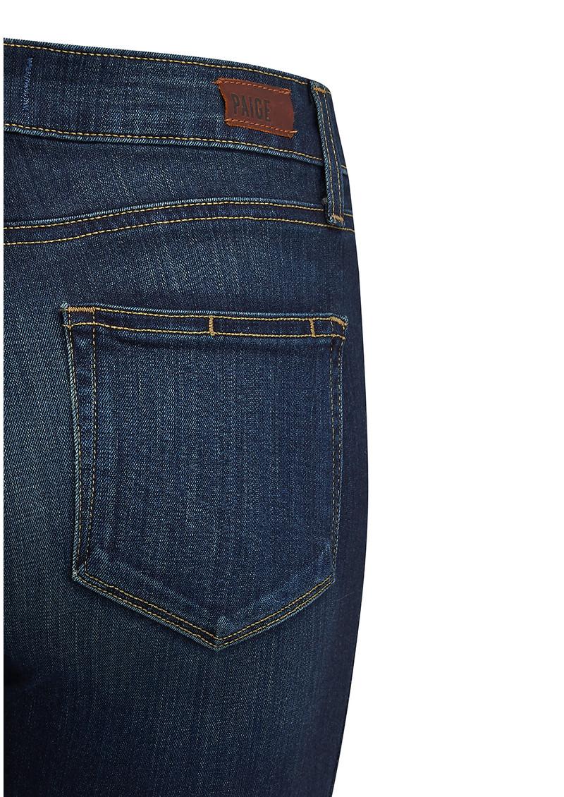 Paige Denim Hoxton Ankle Peg Jeans - Nottingham main image