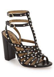 Sam Edelman Yadira Studded Heel - Black