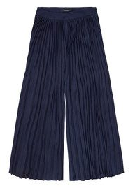 Maison Scotch Pleated Culottes - Night
