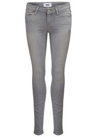 Paige Denim Verdugo Skinny Jeans - Dove Grey