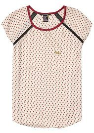 Maison Scotch Silky Feel Printed Top - Combo E