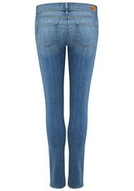 Paige Denim Skyline Ankle Peg Jeans - Quill