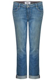 Paige Denim Jimmy Jimmy Crop Jeans - Elvie