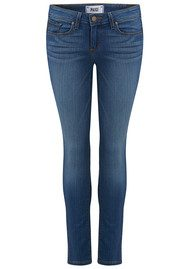 Paige Denim Verdugo Ankle Skinny Jeans - Vicentre Sideslit