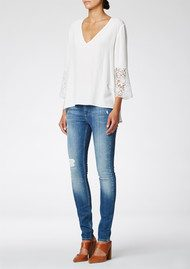 Twist and Tango Lara Blouse - Off White