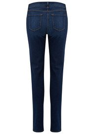 J Brand Maria High Rise Straight Jeans - Starlight