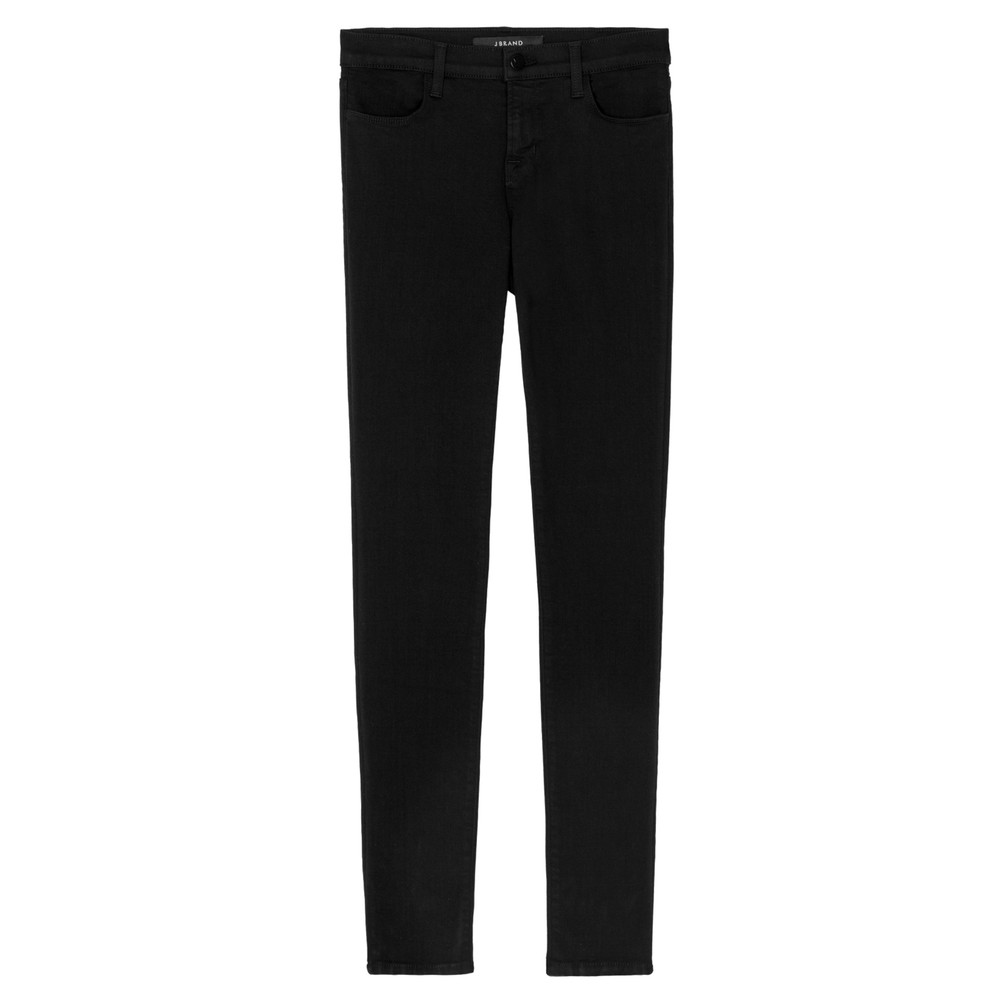 620 Mid Rise Skinny Jeans - Seriously Black