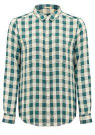 American Vintage Galione Shirt - Cyprus Gingham