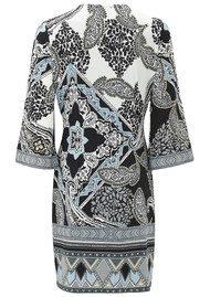 Hale Bob Hailey Printed Dress - Blue