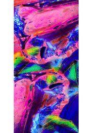Weston Scarves Fuchsia Opal Silk Scarf - Fuchsia