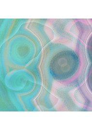 Weston Scarves Foxglove Agate Silk Scarf - Foxglove