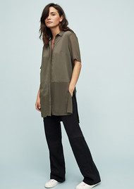 Great Plains Remix Jersey Shirt - Combat