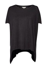 Great Plains Sudbury Oversized Tee - Black