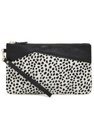 MIGHTY PURSE Mighty Purse Wristlet Clutch - Cheetah