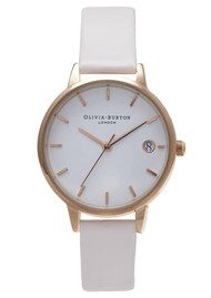 Olivia Burton The Dandy Midi Dial Watch - Blush & Rose Gold