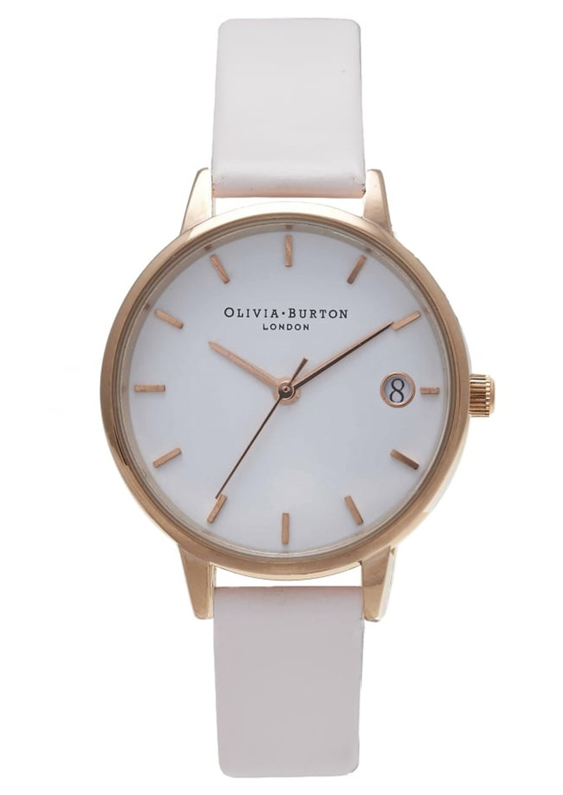 Olivia Burton The Dandy Midi Dial Watch - Blush & Rose Gold main image