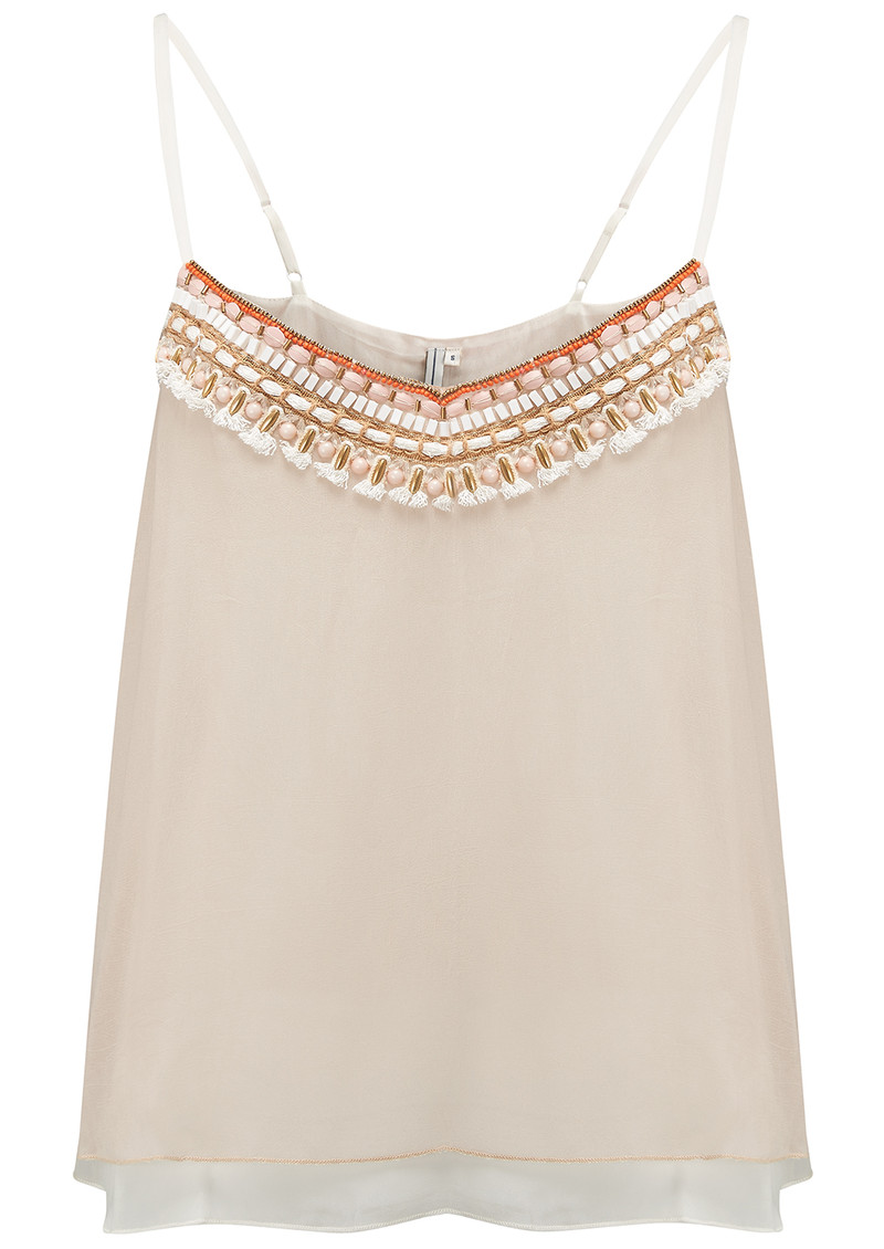 Blank Ryle Cami Top - Prime Rose main image