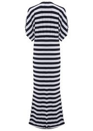 KAMALI KULTURE Obie Gown - Midnight & White Stripe
