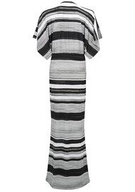KAMALI KULTURE Obie Gown - Writing Stripe