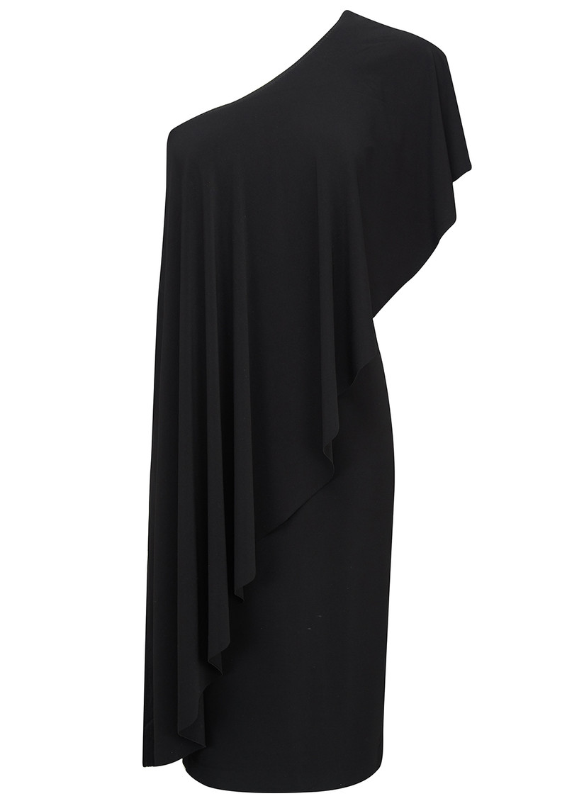KAMALI KULTURE Circle Dress - Black main image
