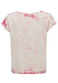 Mercy Delta Blair Cashmere Top - Balinese Baby Pink