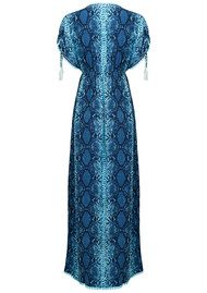 BETH AND TRACIE Helena Maxi Dress - Snake Midnight