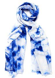 Mercy Delta Silk Wrap - Balinese Twirl