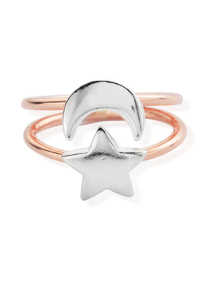 ChloBo Luna Soul Luna Ring - Rose Gold main image