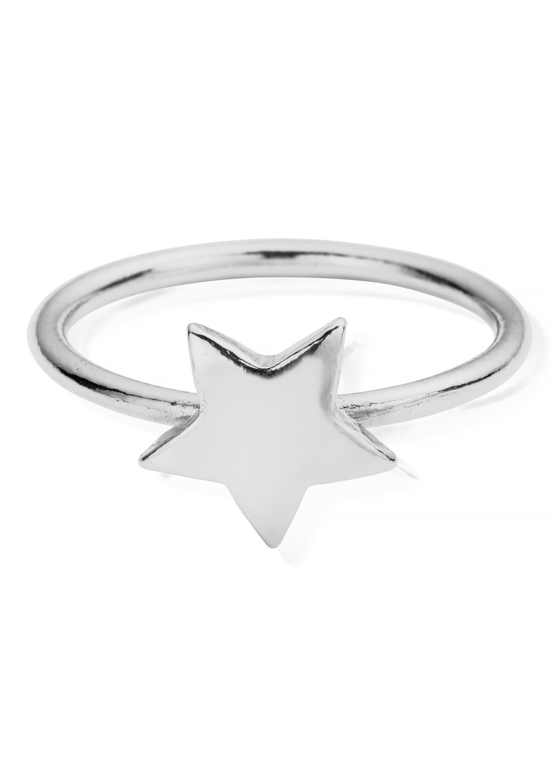 Luna Soul Star Ring - Silver main image