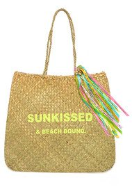 COUNTING STARS Beach bound bag- Sunkissed