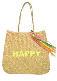 COUNTING STARS Beach Bound Bag - Happy