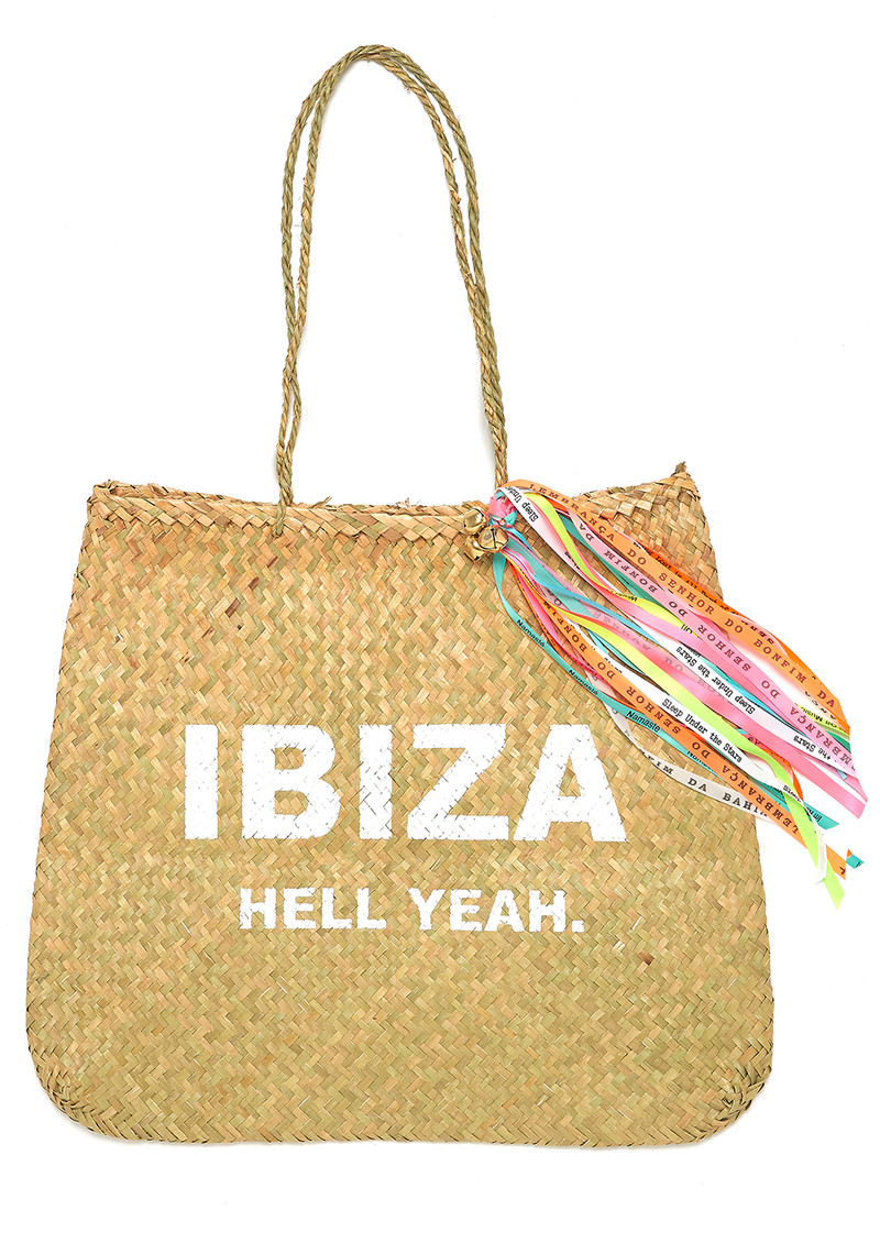 COUNTING STARS Beach Bound bag - IBIZA