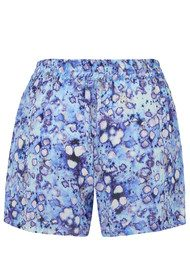 Lily and Lionel Celeste Printed Shorts - Blue