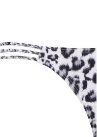 Lily and Lionel Lani Plait Bikini Bottoms - Monochrome