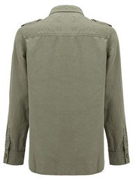 REIKO Claryss Shirt - Khaki