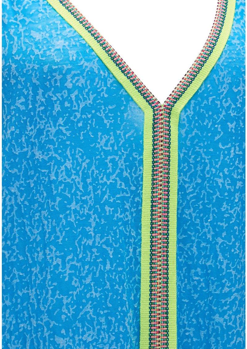 PITUSA Inca Sun Dress - Blue main image