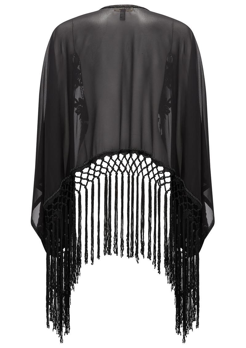NOOKI Kendal Kimono - Black main image