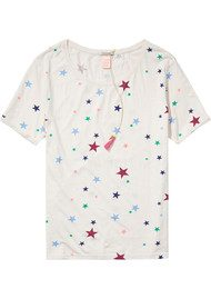 Maison Scotch Roller Girl T-Shirt - Combo A