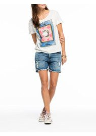 Maison Scotch Surfer T-Shirt- Combo C