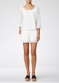Twist and Tango Leja Blouse - Off White