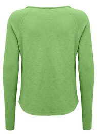 American Vintage Sonoma Long Sleeve Top - Frog