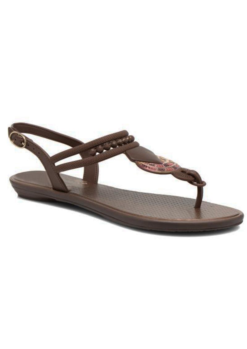 Ipanema Tribal II Sandal - Dark Brown main image