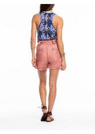 Maison Scotch The Oriental Tank Top- Combo B