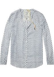 Maison Scotch Lightweight shirt - Combo A