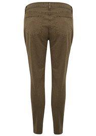 J Brand Genesis Mid Rise Utility Jeans - Trooper