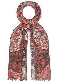 Lily and Lionel Faith Printed Scarf - Multi