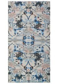 Lily and Lionel Bella Printed Scarf - Nude
