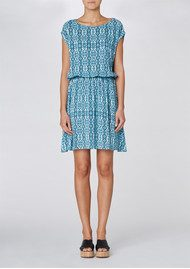 Twist and Tango Betty Dress - Medallion Stripe