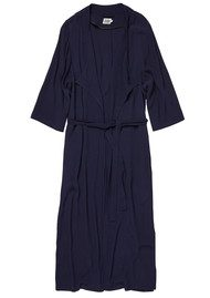 Twist and Tango Lara Long Coat - Deep Navy
